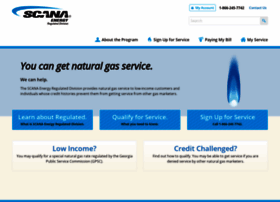 scanaenergyregulated.com