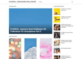 scandaljapanbandwallpaper.blogspot.com