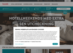 scandichotels.se