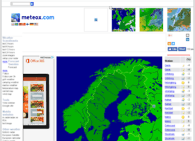 scandinavia.meteox.com