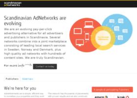 scandinavianadnetworks.com