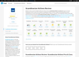scandinavianairlines.knoji.com