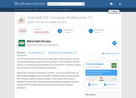 scansoft-pdf-converter-professional.software.informer.com