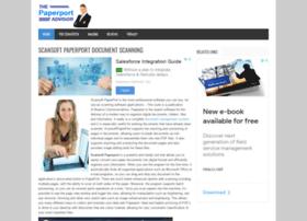 scansoftpaperport.com