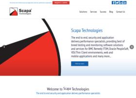 scapatech.com