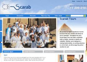 scarabegypttours.com