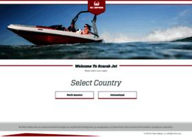 scarabjetboats.com