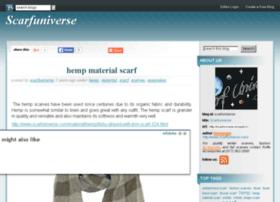 scarfuniverse.blurpalicious.com