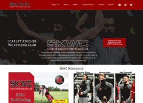scarletknightswrestlingclub.com