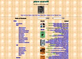 scaruffi.com