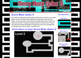 scarymazegame5.net