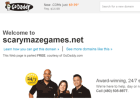scarymazegames.net