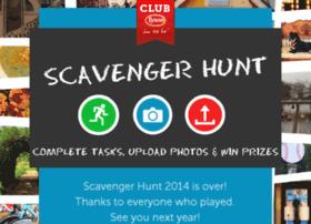 scavengerhunt2014.clubtyson.com