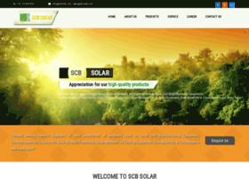 scbsolar.com