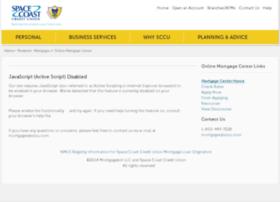 sccu.mortgagewebcenter.com