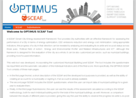sceaf.optimus-smartcity.eu