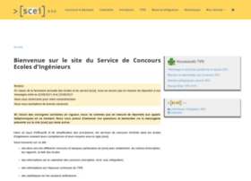 scei-concours.org