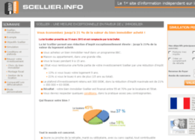 scellier.info