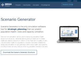 scenario-generator.com