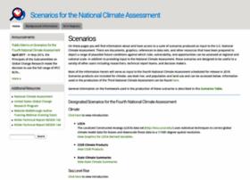 scenarios.globalchange.gov