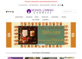 scentsandsprays.com