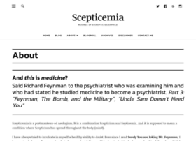 scepticemia.com