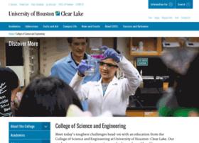 sceweb.uhcl.edu