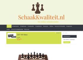 schaakkwaliteit.nl