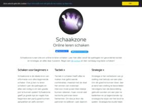 schaakzone.nl
