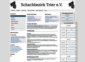 schachbezirk-trier.de