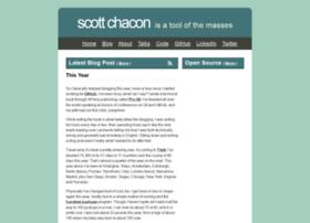 schacon.github.com