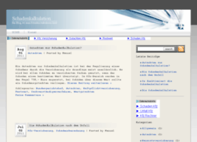 schadenkalkulation.de