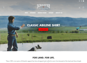 schaefer-ranchwear.com