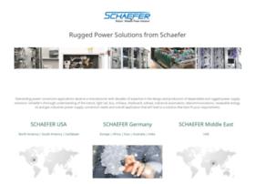 schaeferpower.com