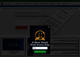schaeffersresearch.com