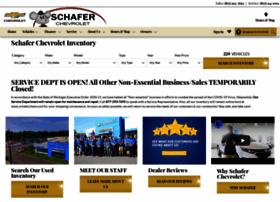 schaferchevy.com