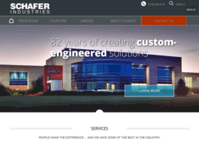 schaferindustries.com