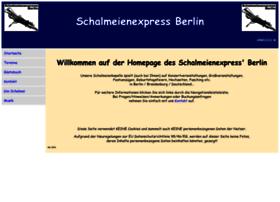 schalmeienexpress.net