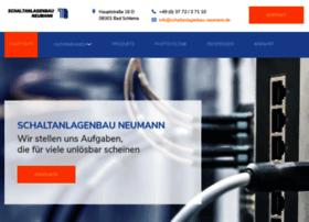 schaltanlagenbau-neumann.de