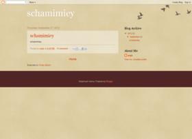 schamimiey.blogspot.com