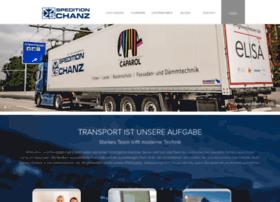 schanz-spedition.de
