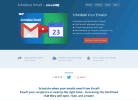 schedule-email.com