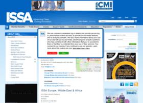 schedule.issa.com