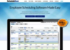 schedulebase.com