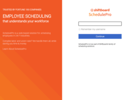 scheduleproweb.com