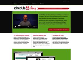 schedulething.com