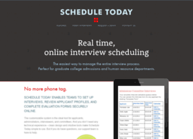 scheduletoday.com