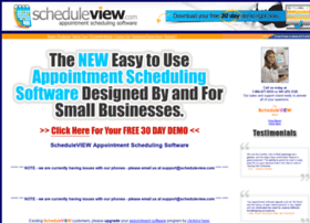 scheduleview.com