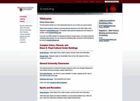scheduling.wsu.edu