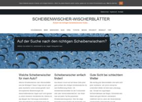 scheibenwischer-wischerblaetter.de